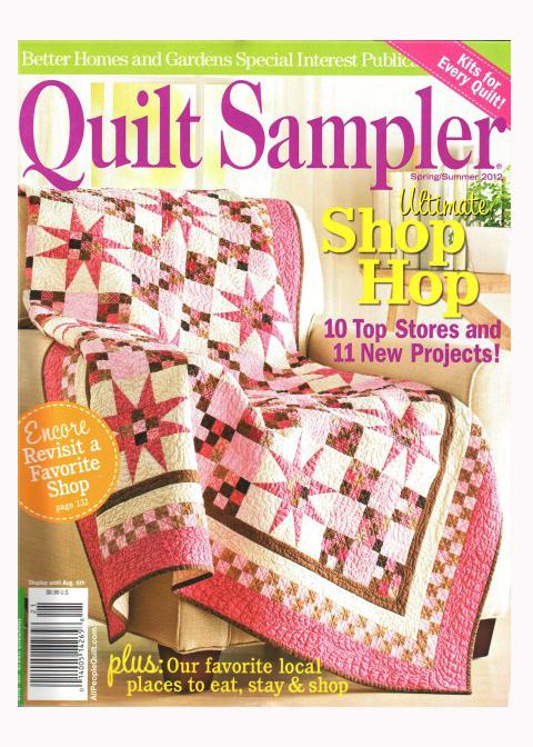 Quilt Sampler Spring Summer 2012