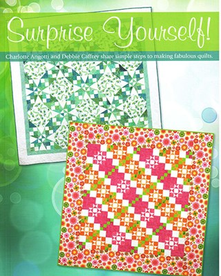 Surprise Yourself Book By Charlotte Angotti And Debbie