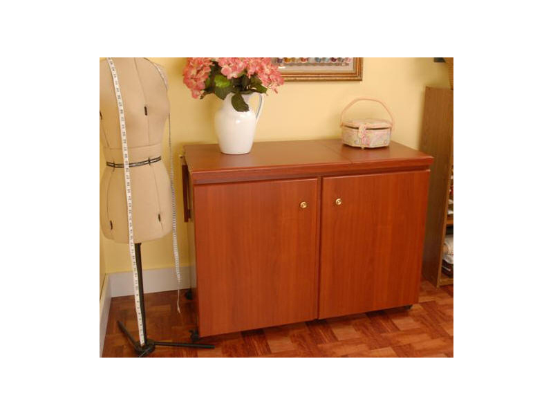 cabinet for sewing machine