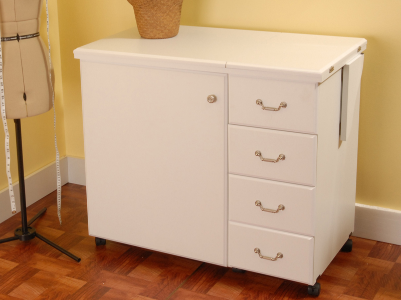 Marilyn Sewing Machine Cabinet by Arrow