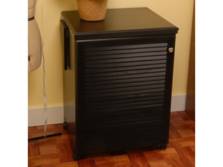 Sewnatra Cabinet black-Closed