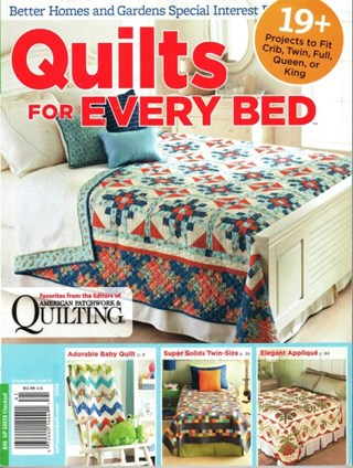 Quilts For Every Bed Better Homes Gardens Special