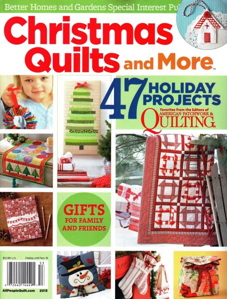 Christmas Quilts And More Better Homes Gardens