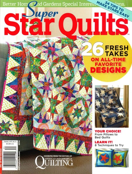 Super Star Quilts Better Homes Gardens Special