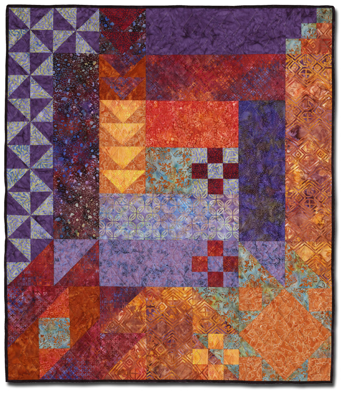 Marmalade And Jam An Artful Sampler Quilt Pattern