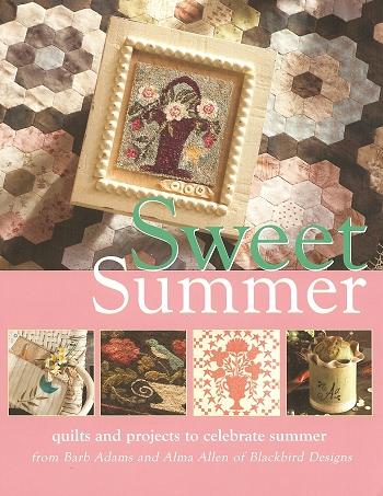 Sweet Summer Bookby Blackbird Designs
