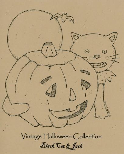 Ol Halloween Stitch Quilt Pattern Set By Buttermilk Basin