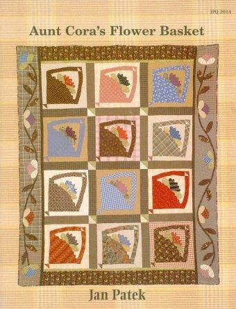 Aunt Cora S Flower Basket Pattern Booklet By Jan Patek