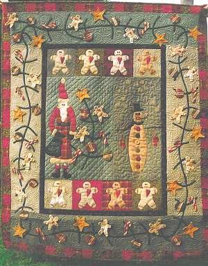 FREE Ireland Quilt Block of the Month Patterns