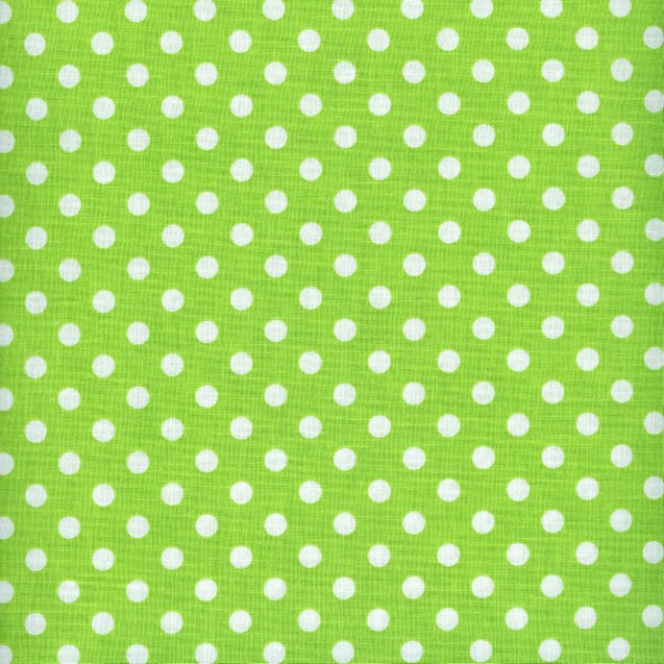 Christmas Candy Dots On Green By Doodlebug Designs For