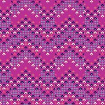 Soul Mate - Prismatic - Raspberry - by Amy Butler for Free Spirit Fabrics