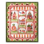 Last One!  Bunny Town Quilt Kit