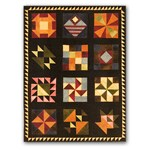 Civil War Wool Applique Block of the Month