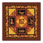 Encore!  Fall Bounty Exclusive &Quilt Kit