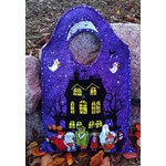 Happy Halloween Trick-or-Treat Bag Kit with Optional Light Pack
