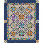 LAST ONE!   Kilts & Quilts® Deluxe Quilt Kit