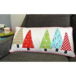 Tree Hugger Pillow Pattern - Optional Ruler