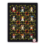 Tuxedo's Tales <br>by Bonnie Sullivan<br>Block of the Month or All at Once<br>Ships January 2016
