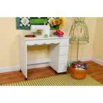 <i>New! </i> Shirley Sewing Machine Cabinet by Arrow