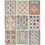 Fat Quarter Quilting - 1930's Style - by Lori Smith of From My Heart to Your Hands