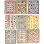 Fat Quarter Quilting - Pastel Quilts - by Lori Smith of From My Heart to Your Hands