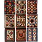 Fat Quarter Quilting - Twenty Little Fat Quarters - by Lori Smith of From My Heart to Your Hands