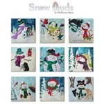 McKenna Ryan's Snow Buds 9 Pattern Set