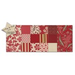 La Fete de Noel - Rouge  Half Yard Bundle