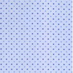Polka Party Petite - Periwinkle - by Lakehouse Dry Goods