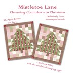Charming Countdown to Christmas Advent All-Inclusive Quilt