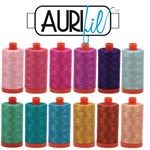 Aurifil - Black Friday Warmup!