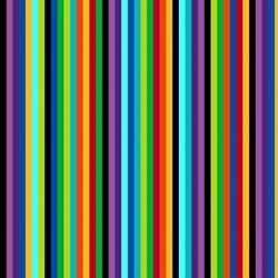 ColorWorks - Rainbow Stripe- by Deborah Edwards for Northcott