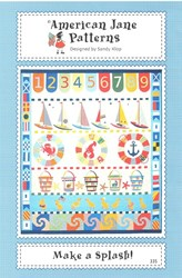 Make A Splash! Pattern- American Jane Pattern