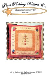 Christmas Stitchery I - Plum Pudding Pattern Co.