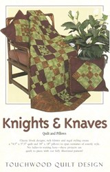 Knights & Knaves Pattern- Touchwood Quilt Design