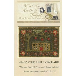 The Apple Orchard Pattern- Punchneedle Designs With thy Needle & Thread