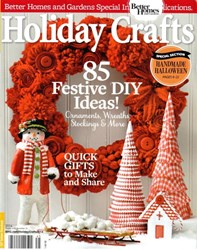 NEW FOR 2014 - HOLIDAY CRAFTS by Better Homes and Gardens
