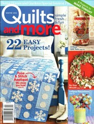 Quilts & More Winter 2012