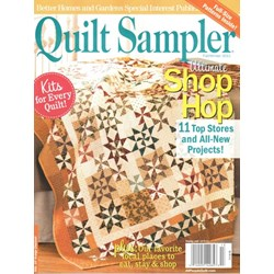 Quilt Sampler Fall/Winter 2011