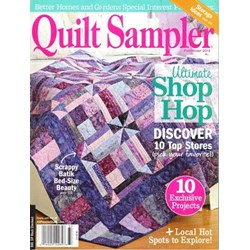 Quilt Sampler Fall/Winter 2013