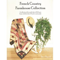 Last One - Vintage Find!    French Country Farmhouse Collection Booklet