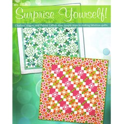 Surprise Yourself! Book by Charlotte Angotti and Debbie Caffrey