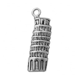 Leaning Tower of Pisa Charm
