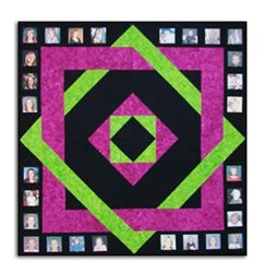 Through the Years Memory Quilt Pattern