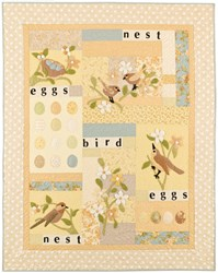 Bird Song by Joanna Figueroa for Fig Tree Quilts