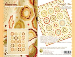 Cameos Quilt Pattern - by Fig Tree & Co.