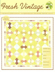 Fresh Vintage FTQ FV500 Issue 17 - Fig Tree Patterns and Style - A Fig Tree and Co. Pattern Publication