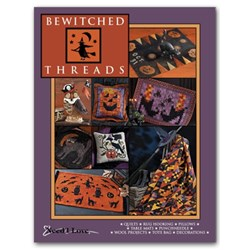 Last One - Vintage Find!!  Bewitched Threads Book by NeedlLove
