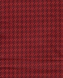 "End of Bolt - 48"" - Woolies Flannel - Red Stripe- by Maywood Studios"