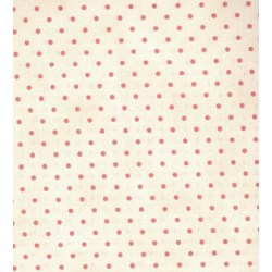 Welcome Home- Rose Dots on Cream - by Maywood Studios